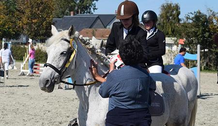 Compétition équitation Abbeville
