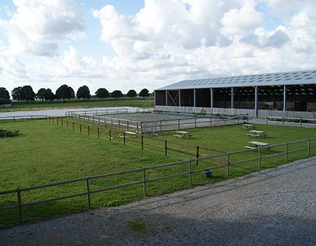 Cours d'équitation Abbeville