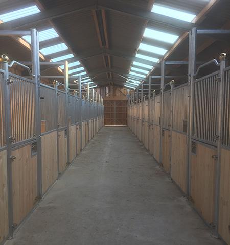 Pension pour chevaux Abbeville